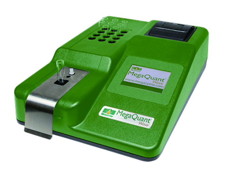 MegaQuant™ Wave Spectrophotometer, 食品分析測定儀,Megazyme;reader